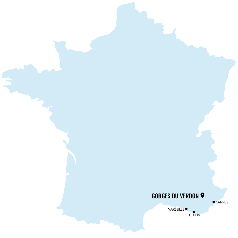 Carte Gorges du Verdon, Map Gorges du Verdon, Carte Blondie Baby, Map Blondie Baby, Blondie Baby, Voyage, Blog Voyage, Blog Sud de la France, Article Gorges du Verdon, Blog Gorges du Verdon, Article Sud de la France