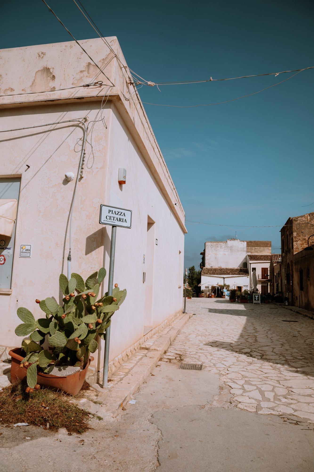 Visiter village de Scopello Sicile - Blondie Baby blog voyages