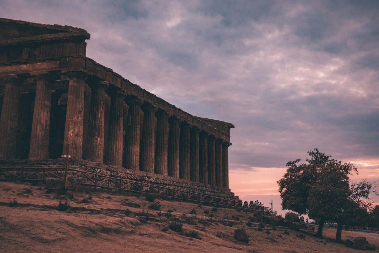 Temples Agrigante Sicile - Blondie Baby blog voyages