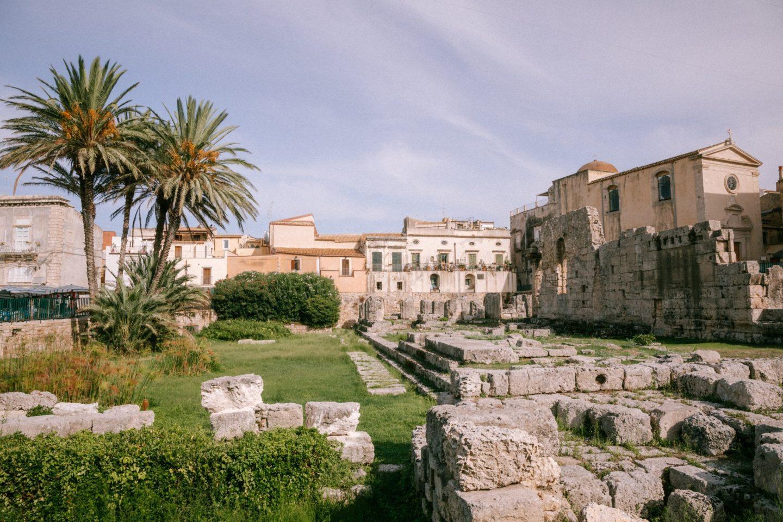 Visiter Ortigia Sicile - Blondie Baby blog voyages