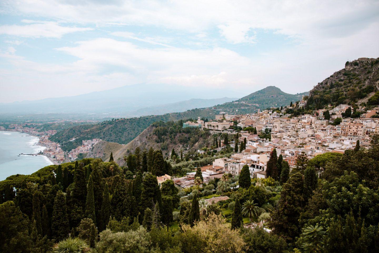 Visiter Taormina Sicilia - Blondie Baby blog voyages