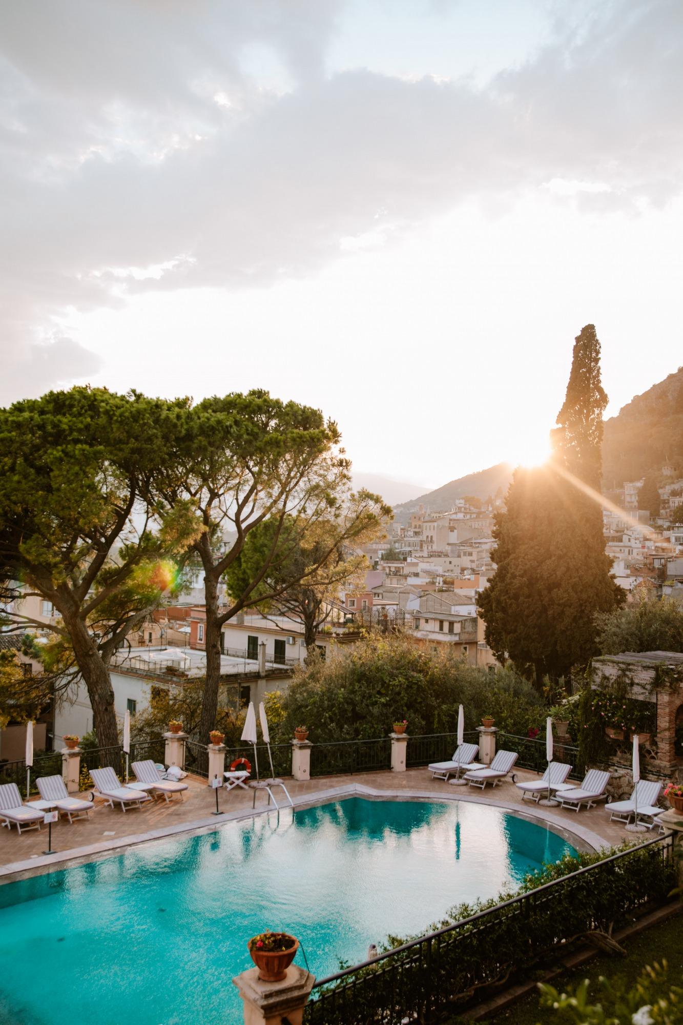Hotel Belmond Sicile - Blondie Baby blog voyages