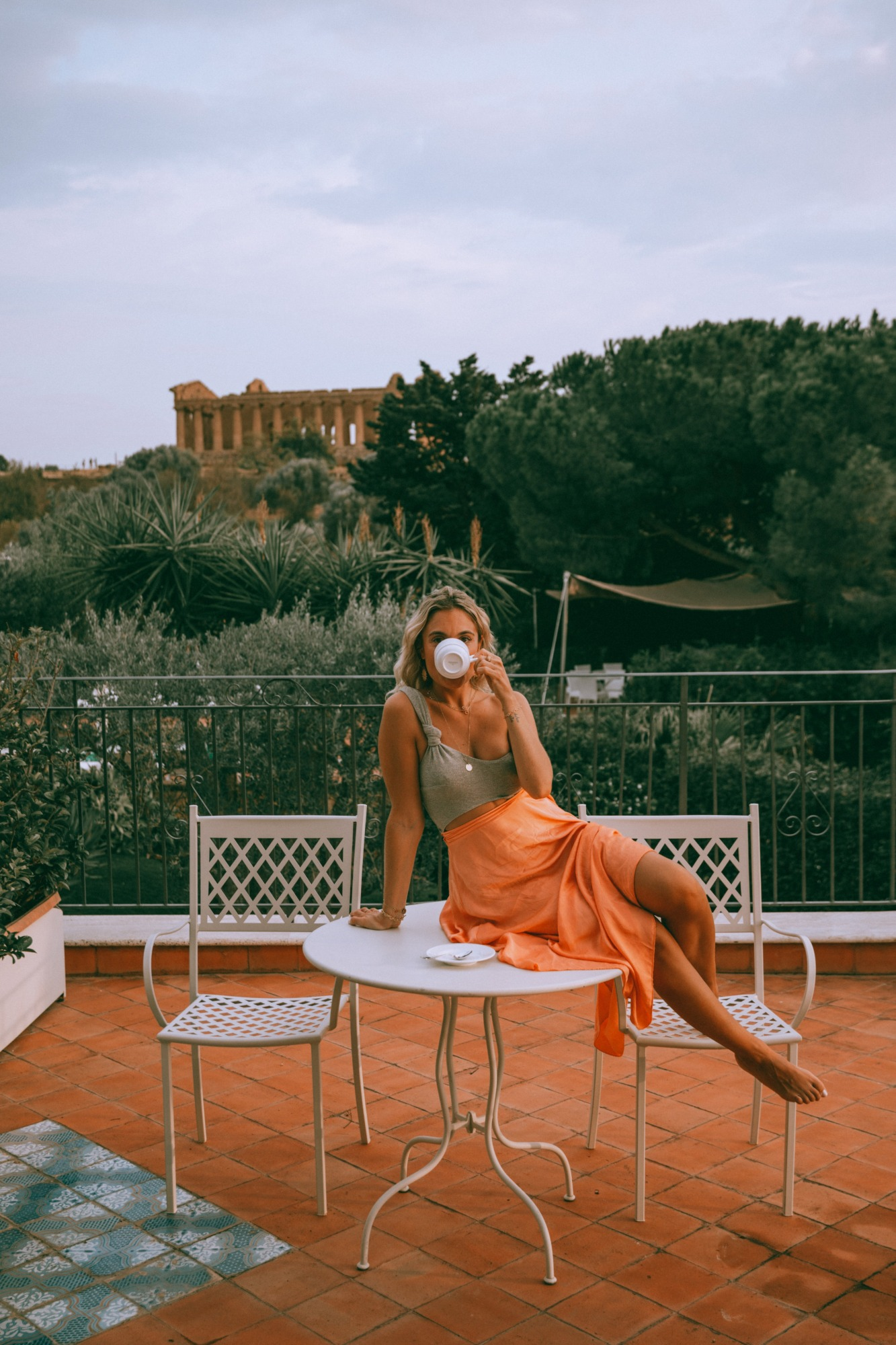 Visiter la Vallée des temples à Agrigante - Blondie Baby blog voyages