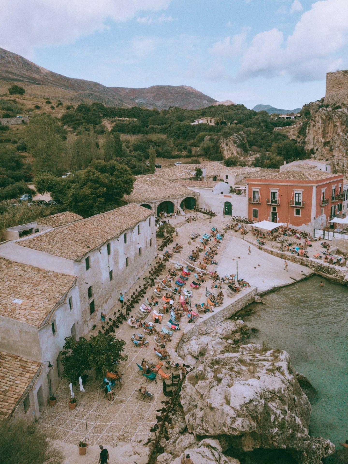 Visiter Scopello Sicile - Blondie Baby blog voyages