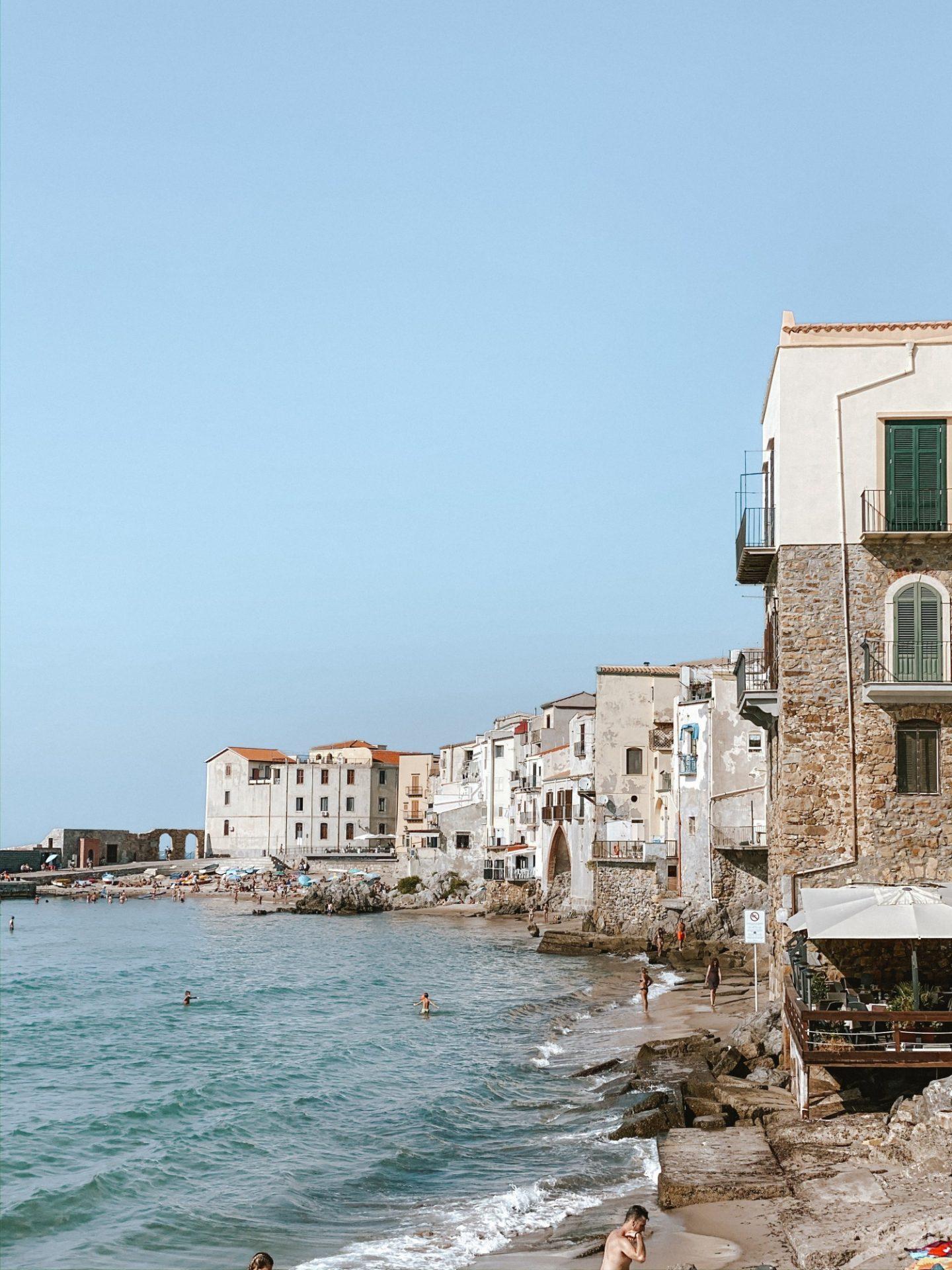 Visiter Cefalu Sicile - Blondie Baby blog voyages