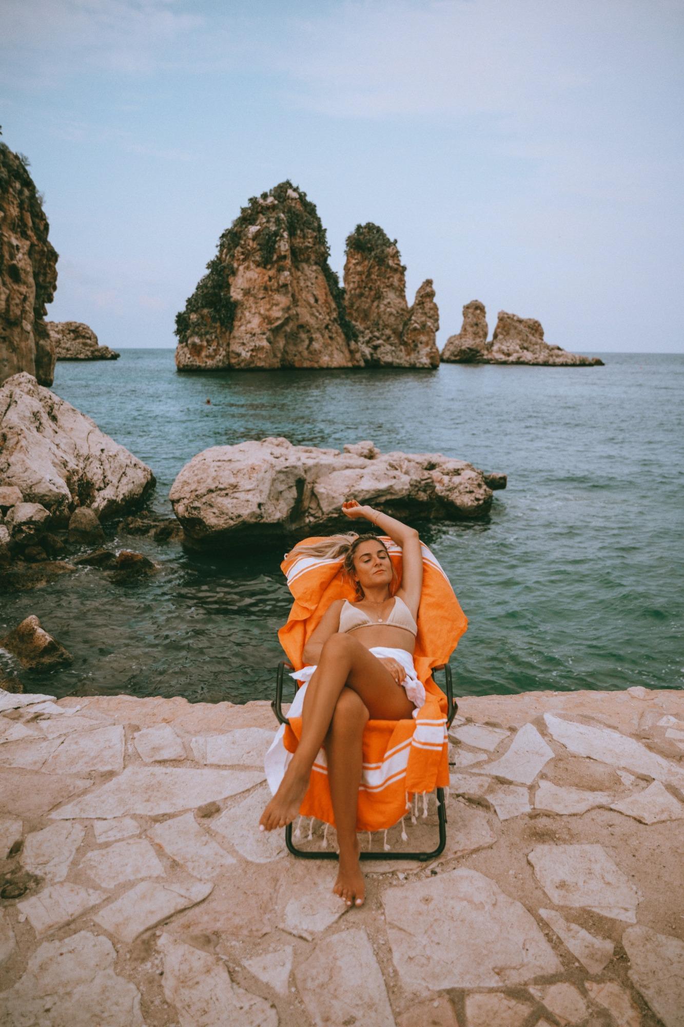 Tonnara Di Scopello Sicile - Blondie Baby blog voyages
