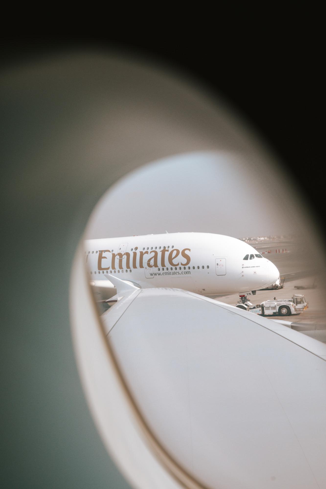Partir à Dubaï avec Emirates - Blondie Baby blog voyages