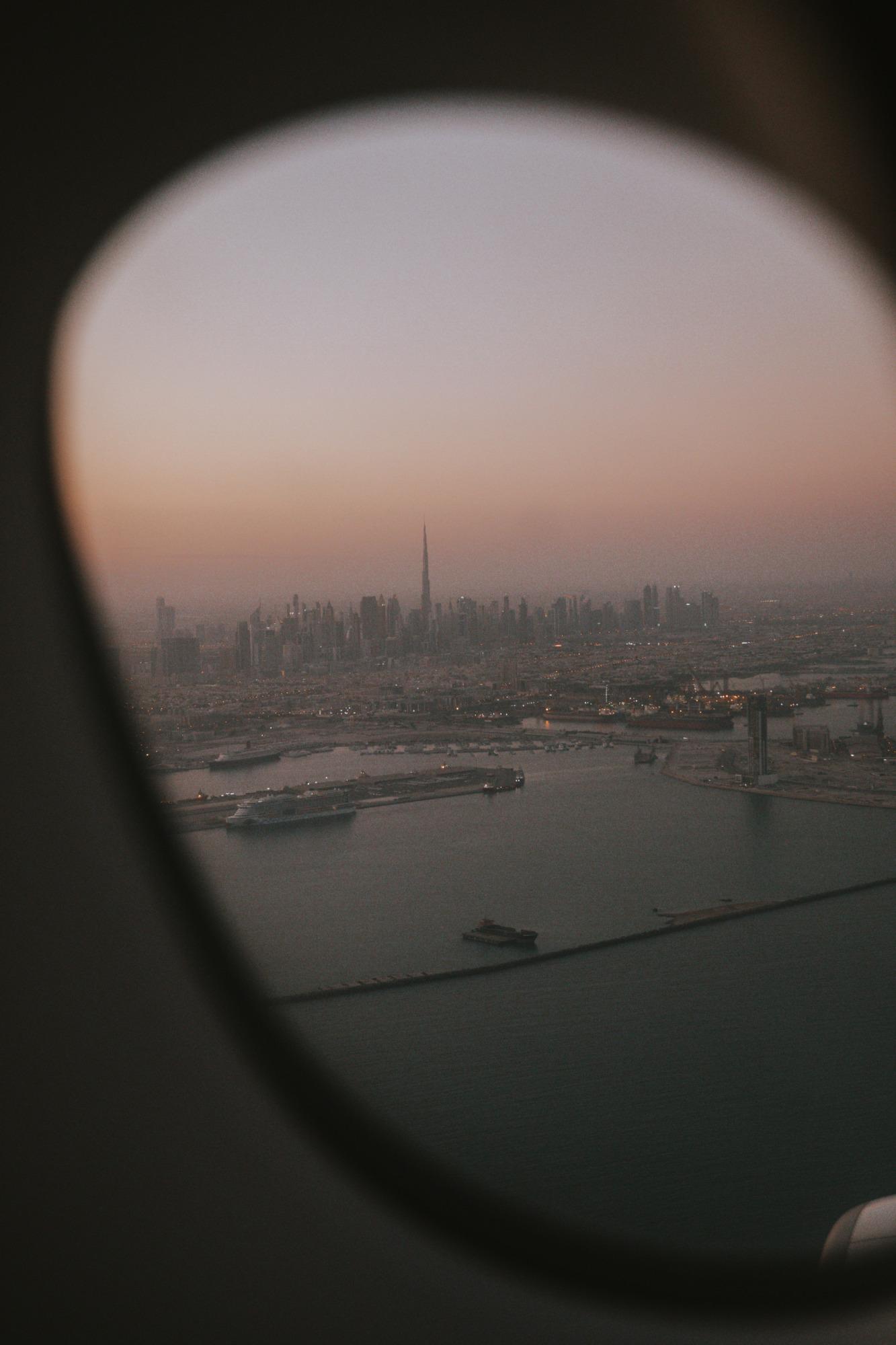 Emirates Dubaï - Blondie Baby blog voyages