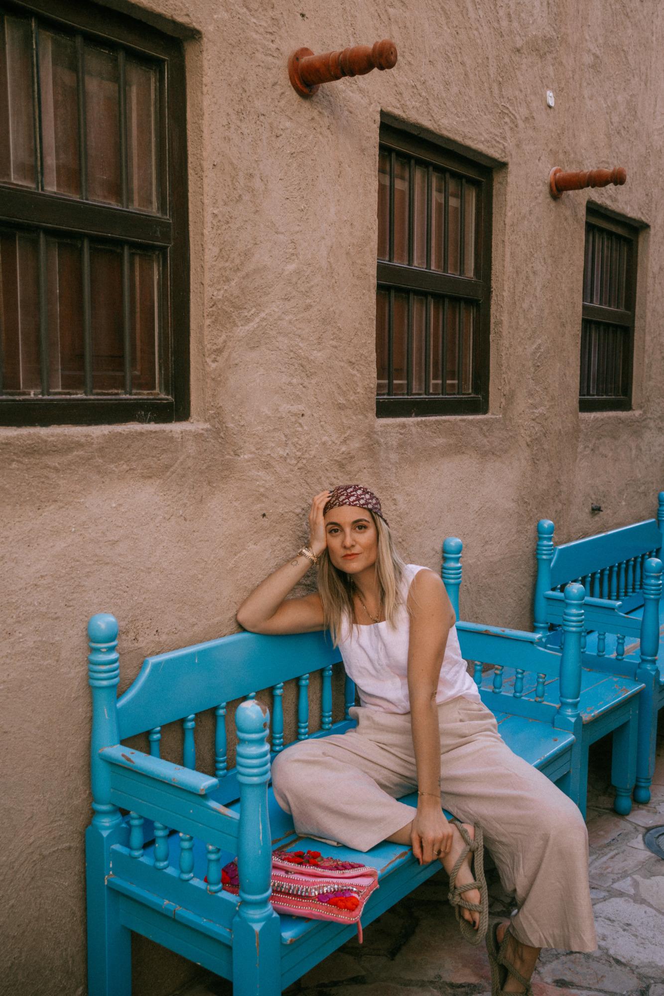 Dubaï - Blondie Baby blog voyages