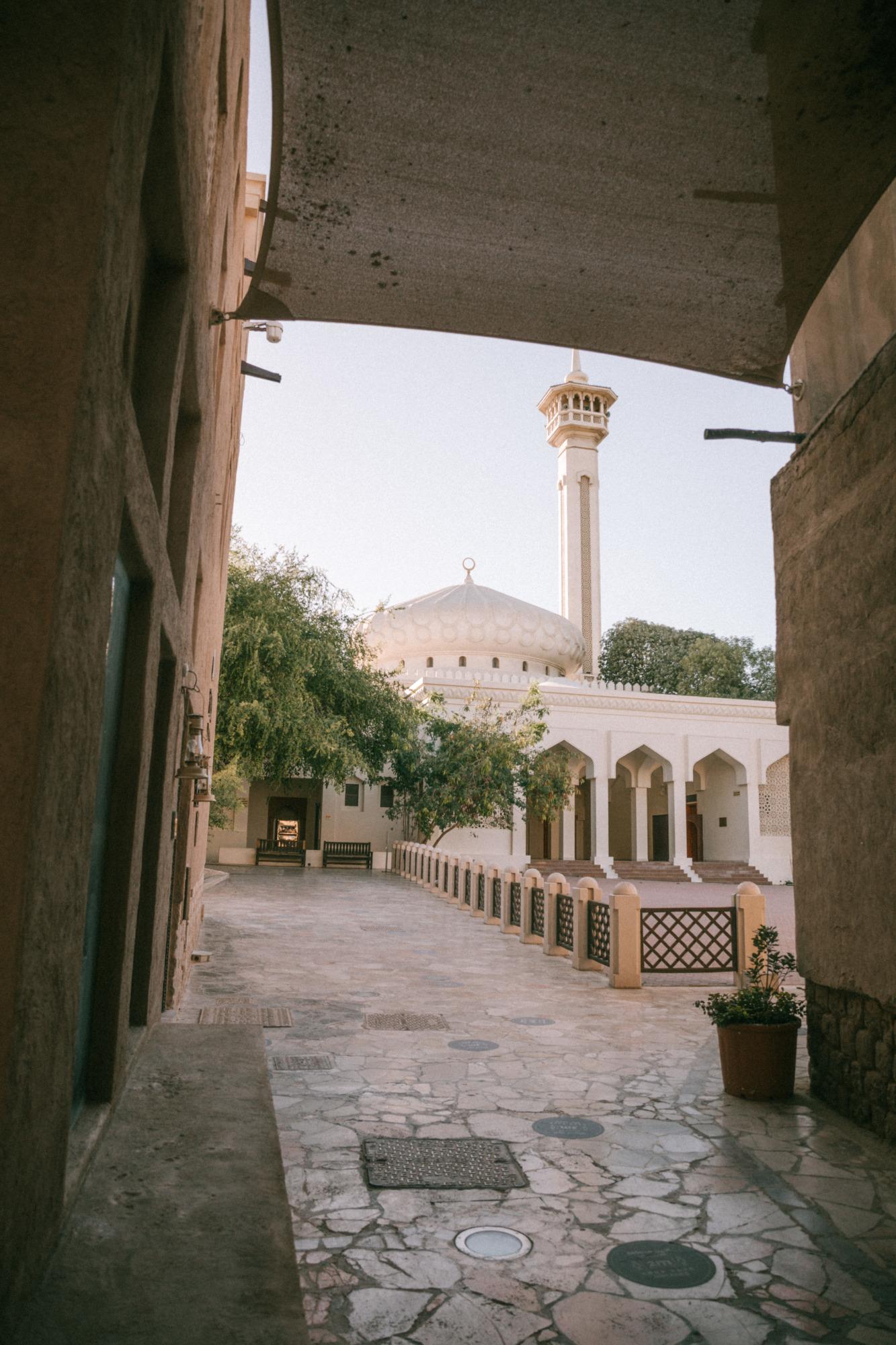 Al Fahidi Dubaï - Blondie Baby blog voyages