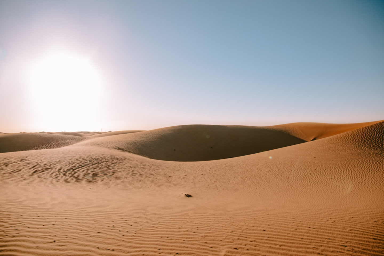 Activité insolite Dubaï - Blondie Baby blog voyages