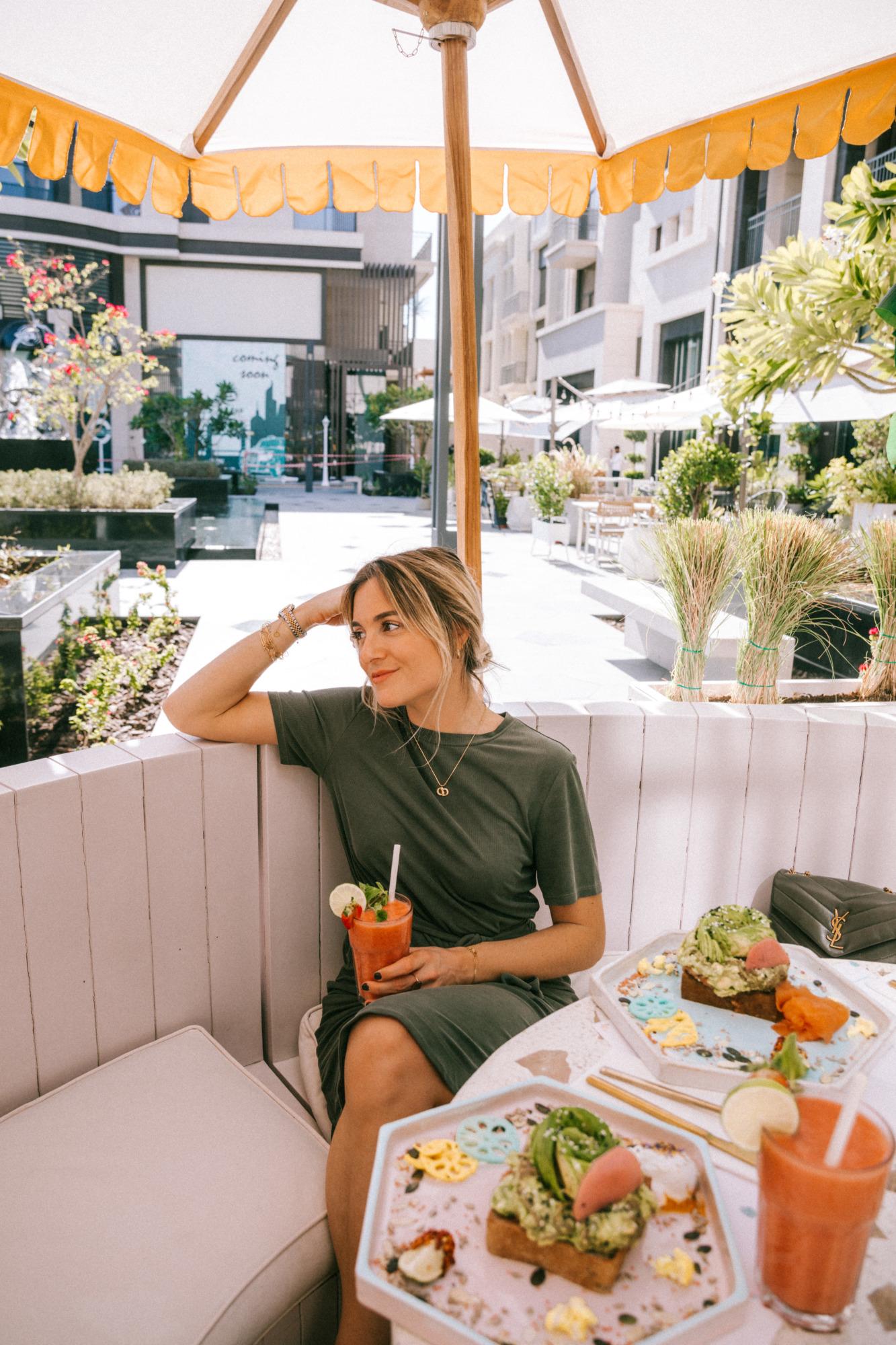 Brunch and Cake Dubaï - Blondie Baby blog voyages