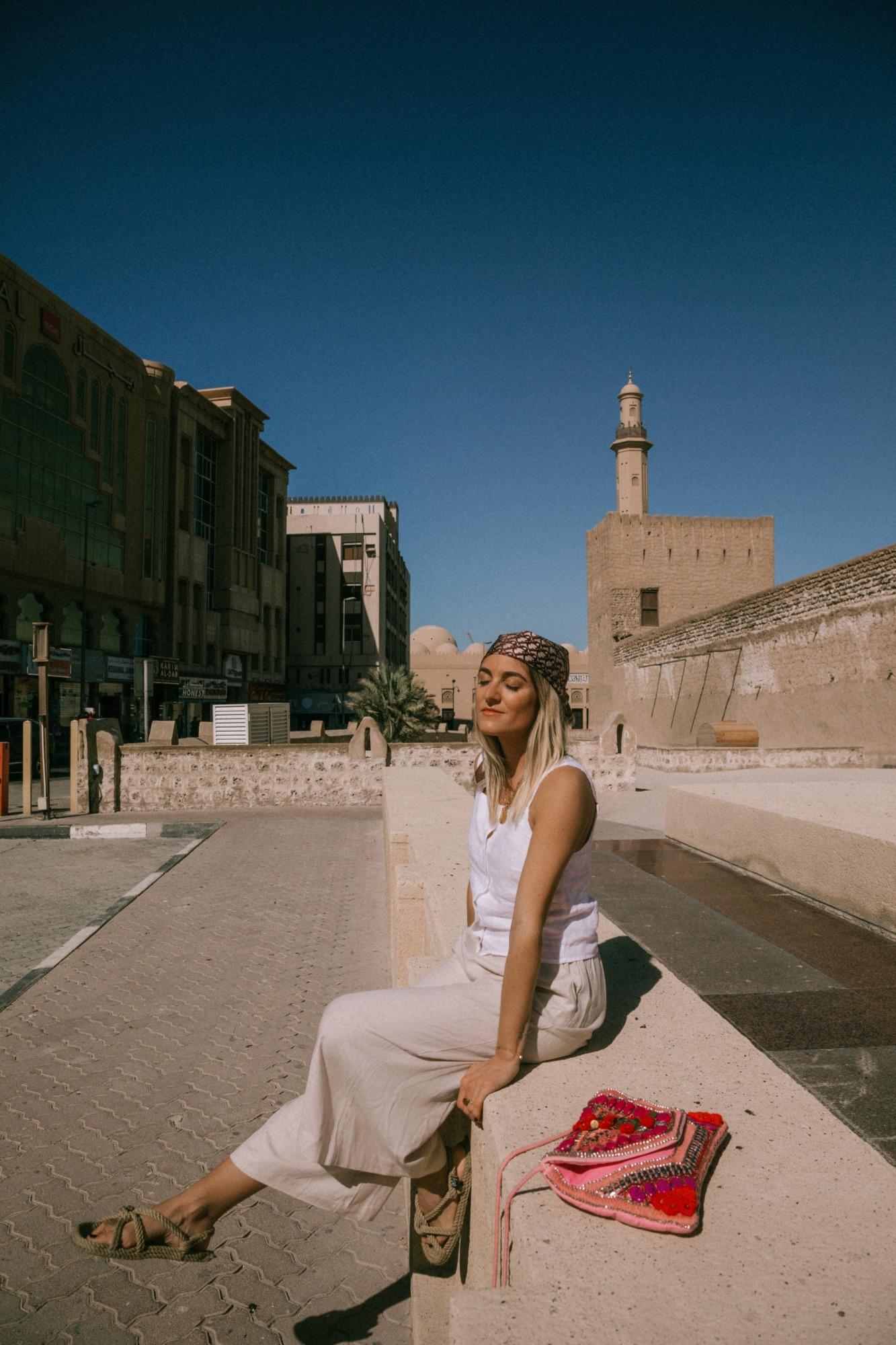 Visiter le vieux Dubaï - Blondie Baby blog voyages