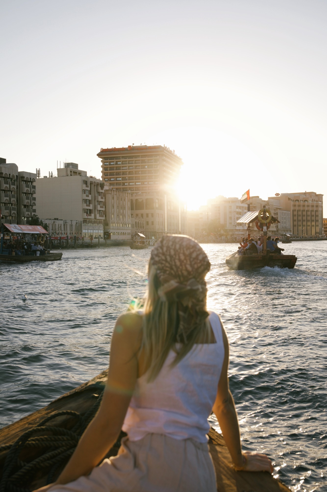 Souk Dubaï - Blondie Baby blog voyages