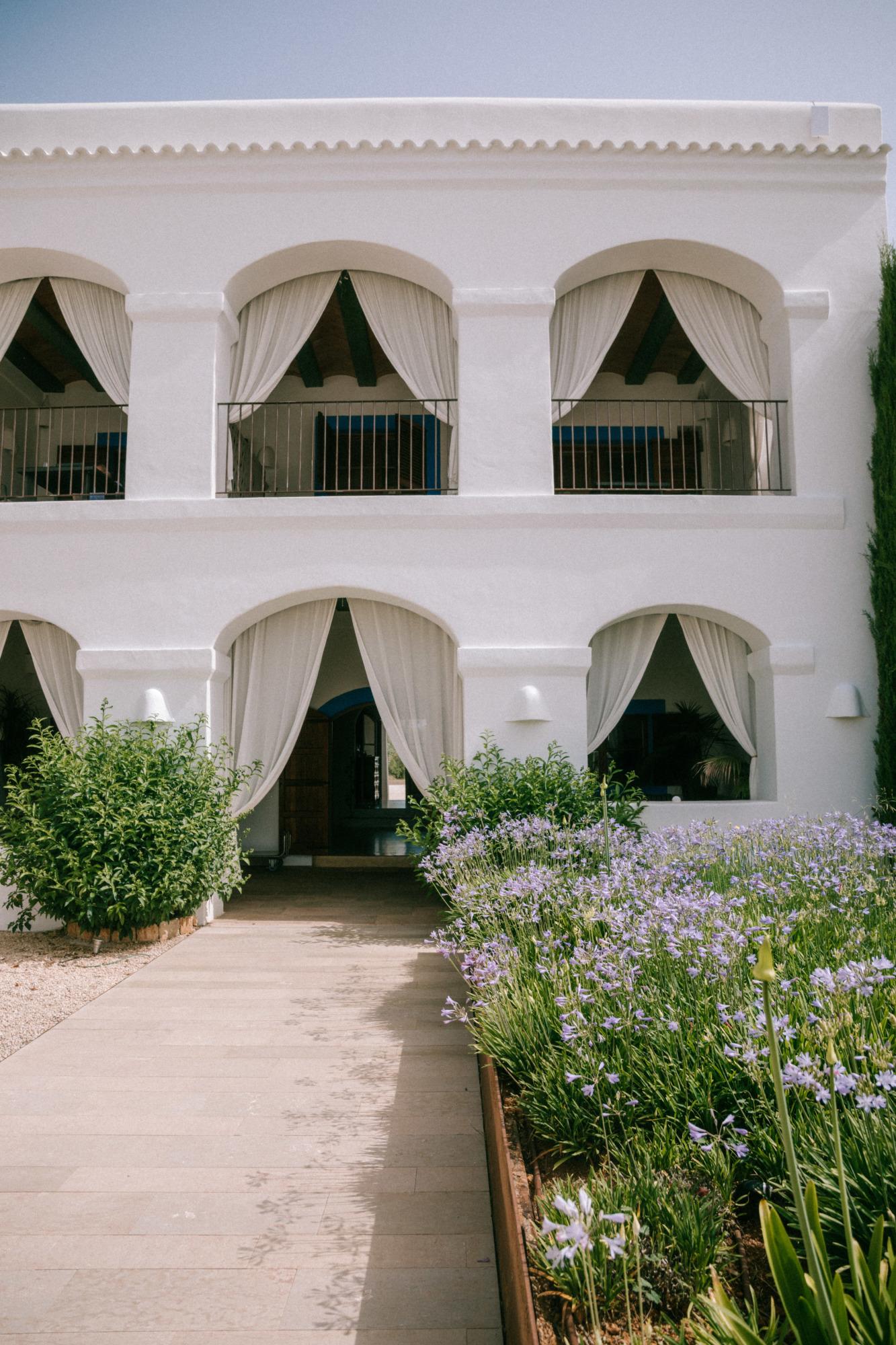 Où loger à Ibiza - Blondie Baby blog voyages