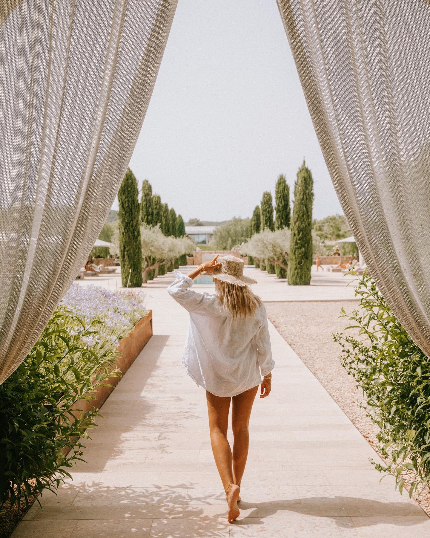 Hotel Ibiza - Blondie Baby blog voyages