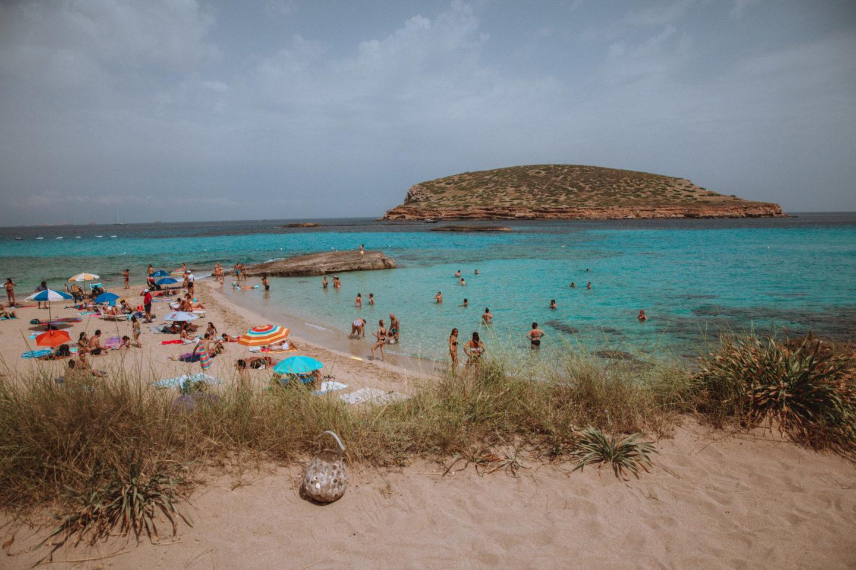 Cala Comte Ibiza - Blondie Baby blog voyages