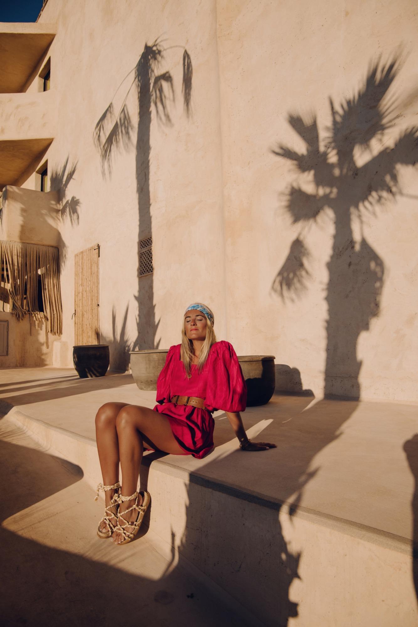 Où dormir à Formentera - Blondie Baby blog voyage