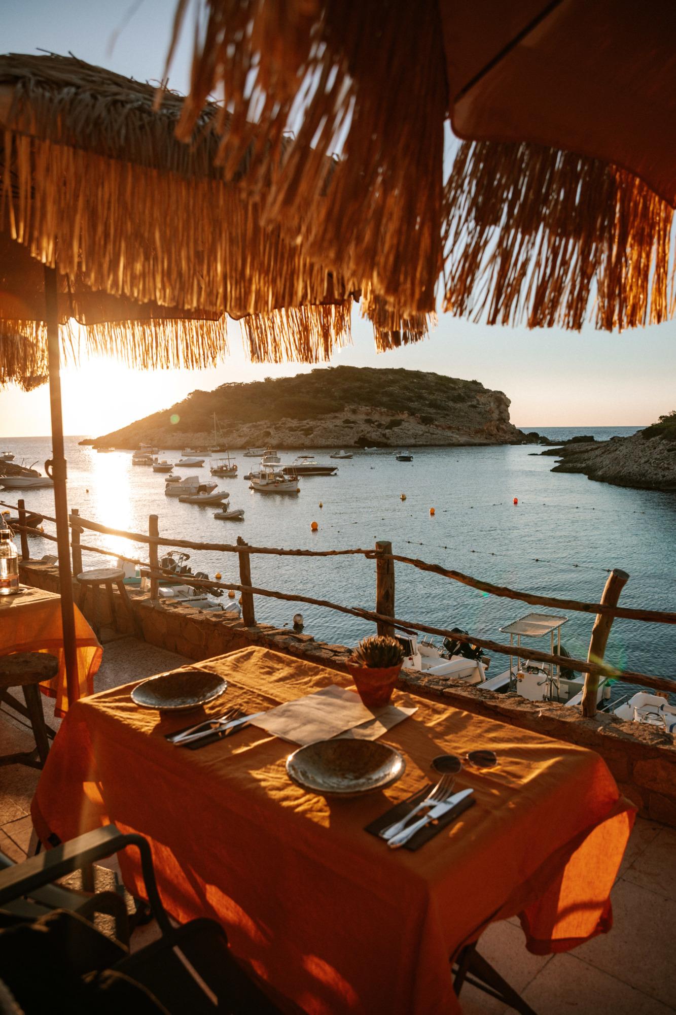Los Enamorados Ibiza - Blondie Baby blog voyages