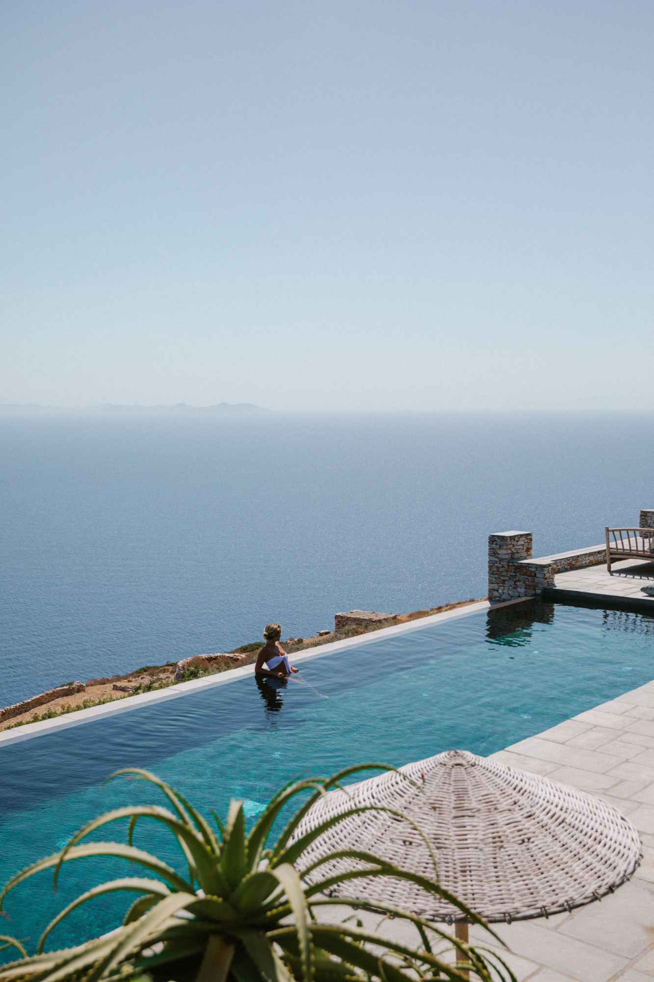 Hotel Verina Astra Sifnos - Blondie Baby blog voyages