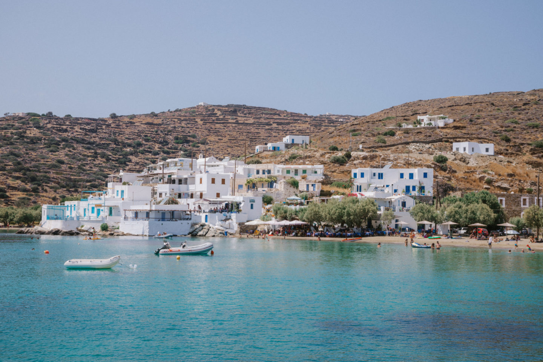 Visiter Faros Sifnos - Blondie Baby blog voyages