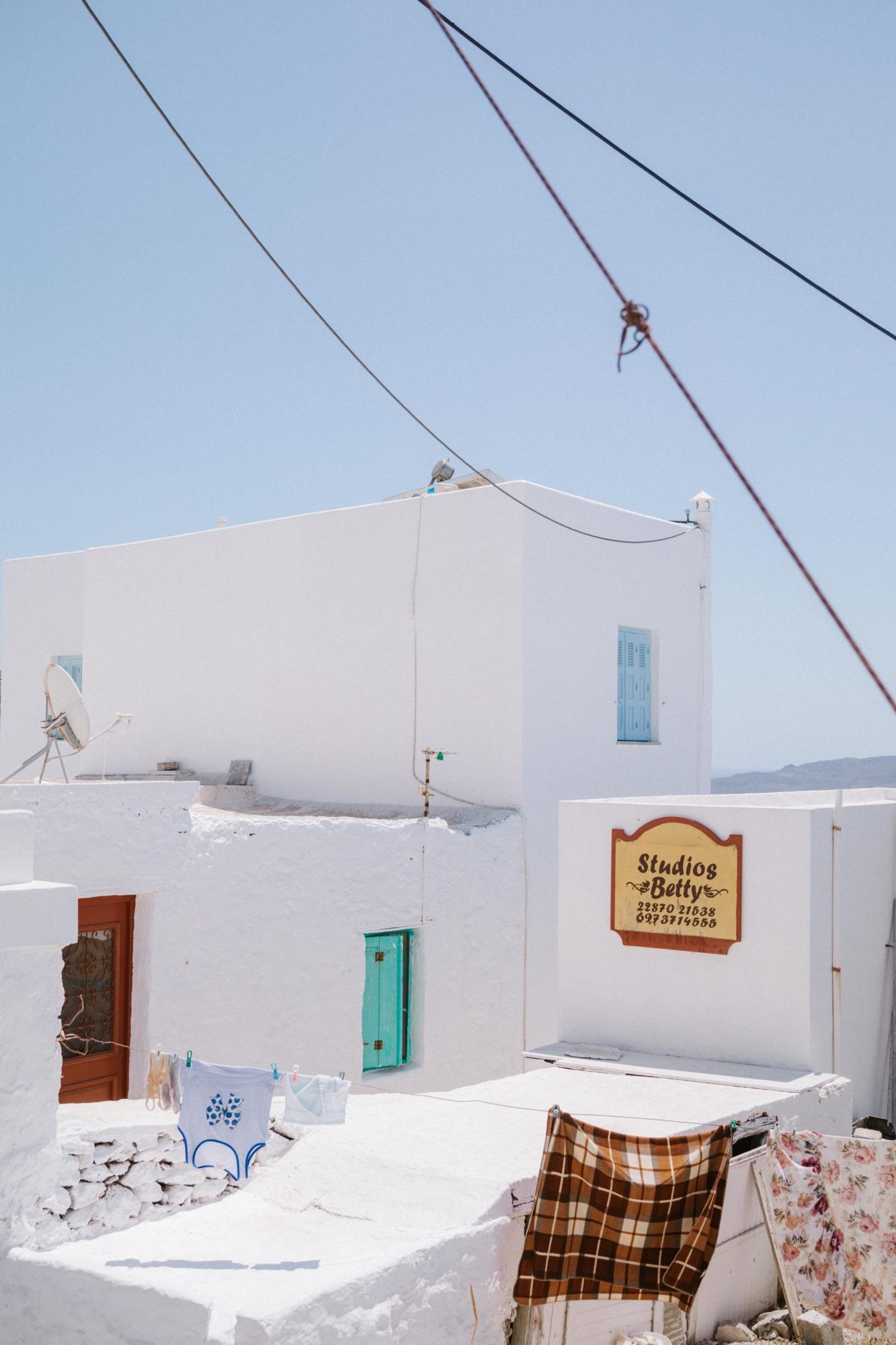 Visiter Plaka en Grèce - Blondie Baby blog voyage
