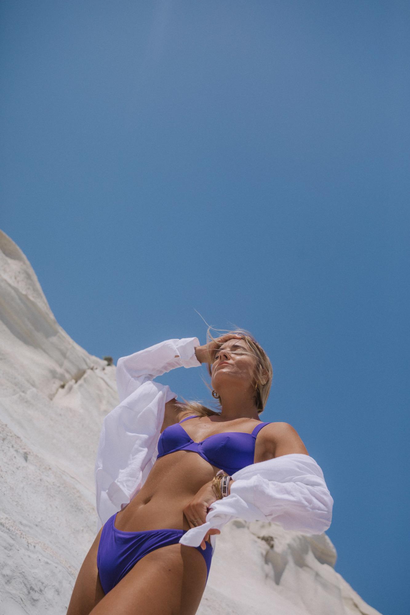Que faire à Milos Cyclades - Blondie Baby blog voyage