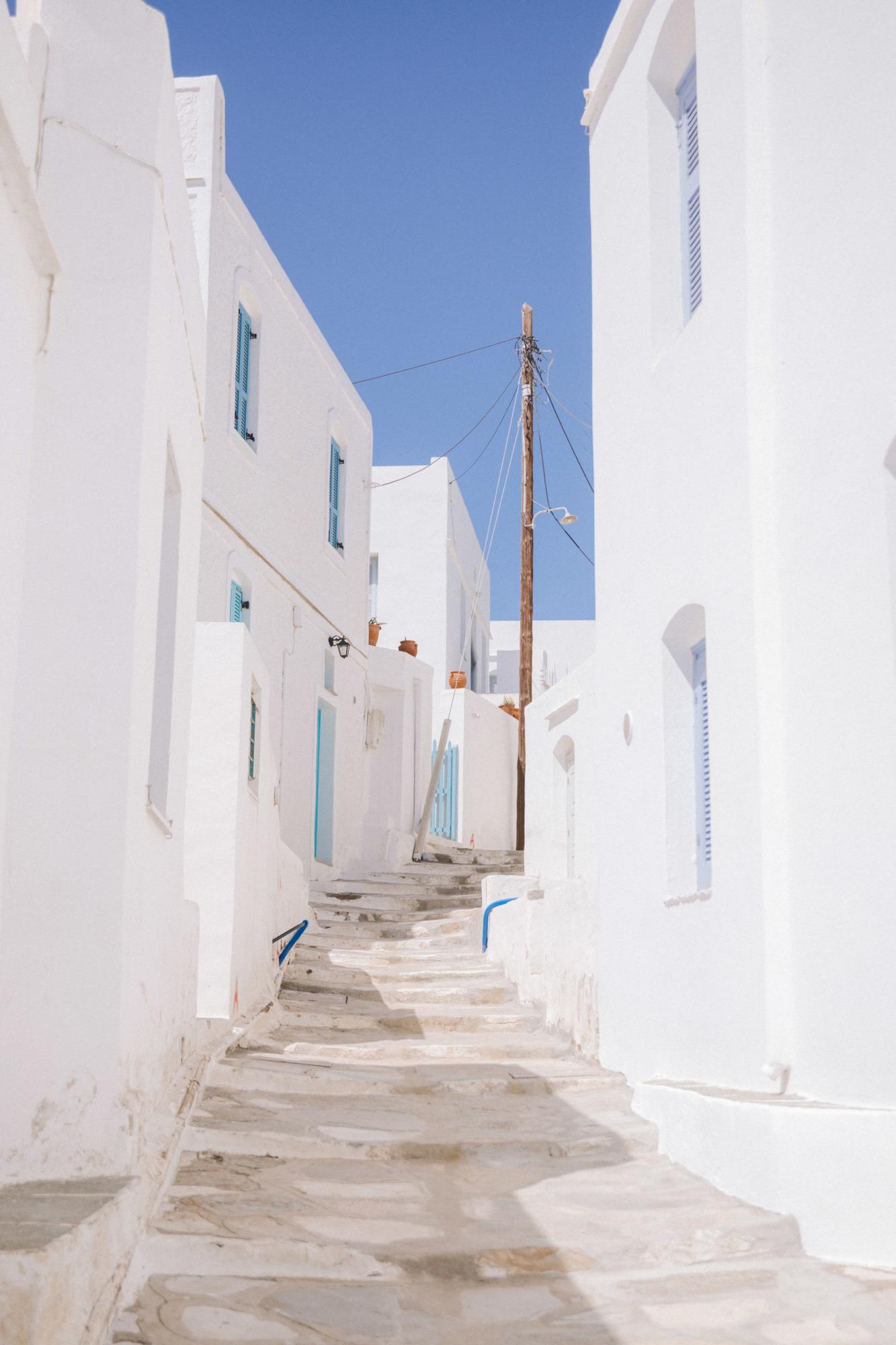 Sifnos blog voyage - Blondie Baby blog voyages