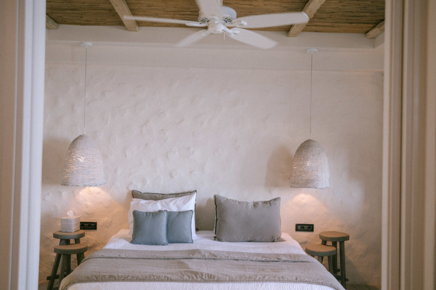 Chambre Verina Astra Sifnos - Blondie Baby blog voyages