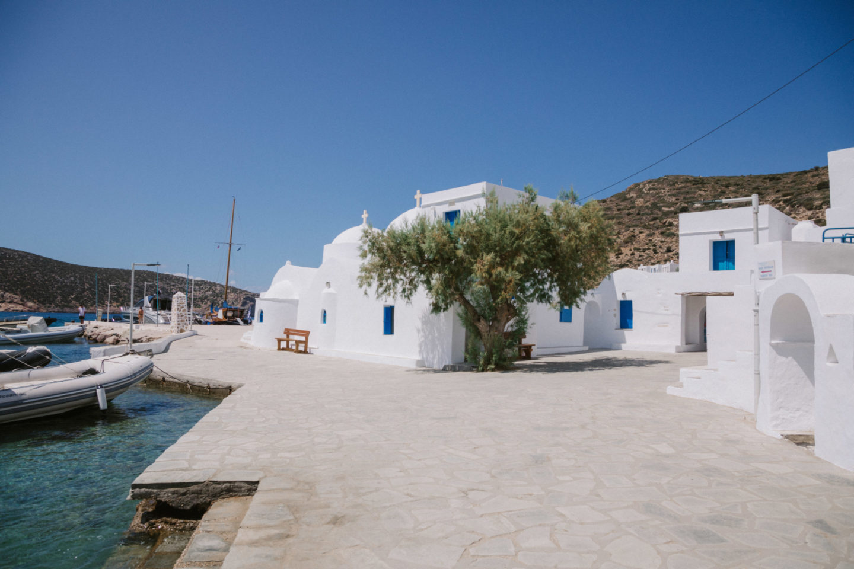 Visiter les Cyclades - Blondie Baby blog voyages