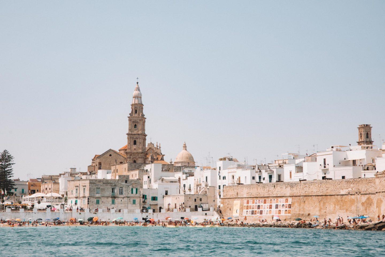 Louer un bateau dans les Pouilles - Blondie Baby blog voyages