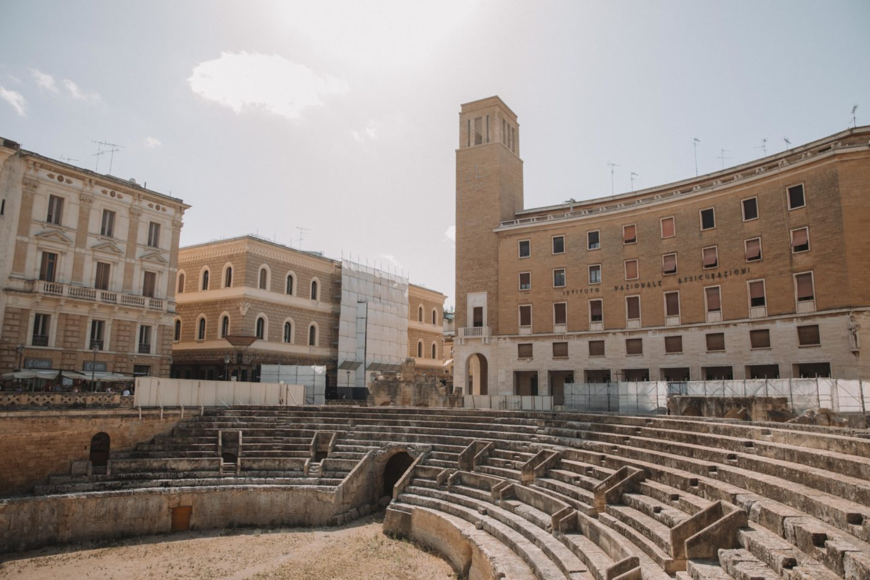 Visiter Lecce Puglia - Blondie Baby blog voyages