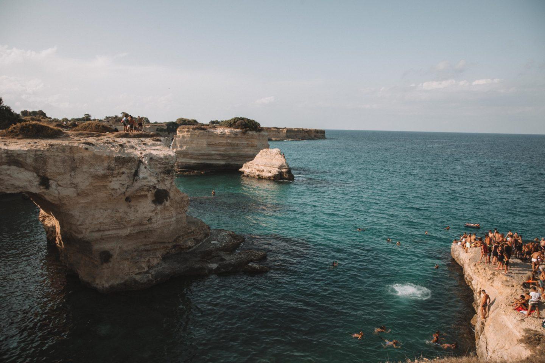 Où se baigner dans les Pouilles - Blondie Baby blog voyages