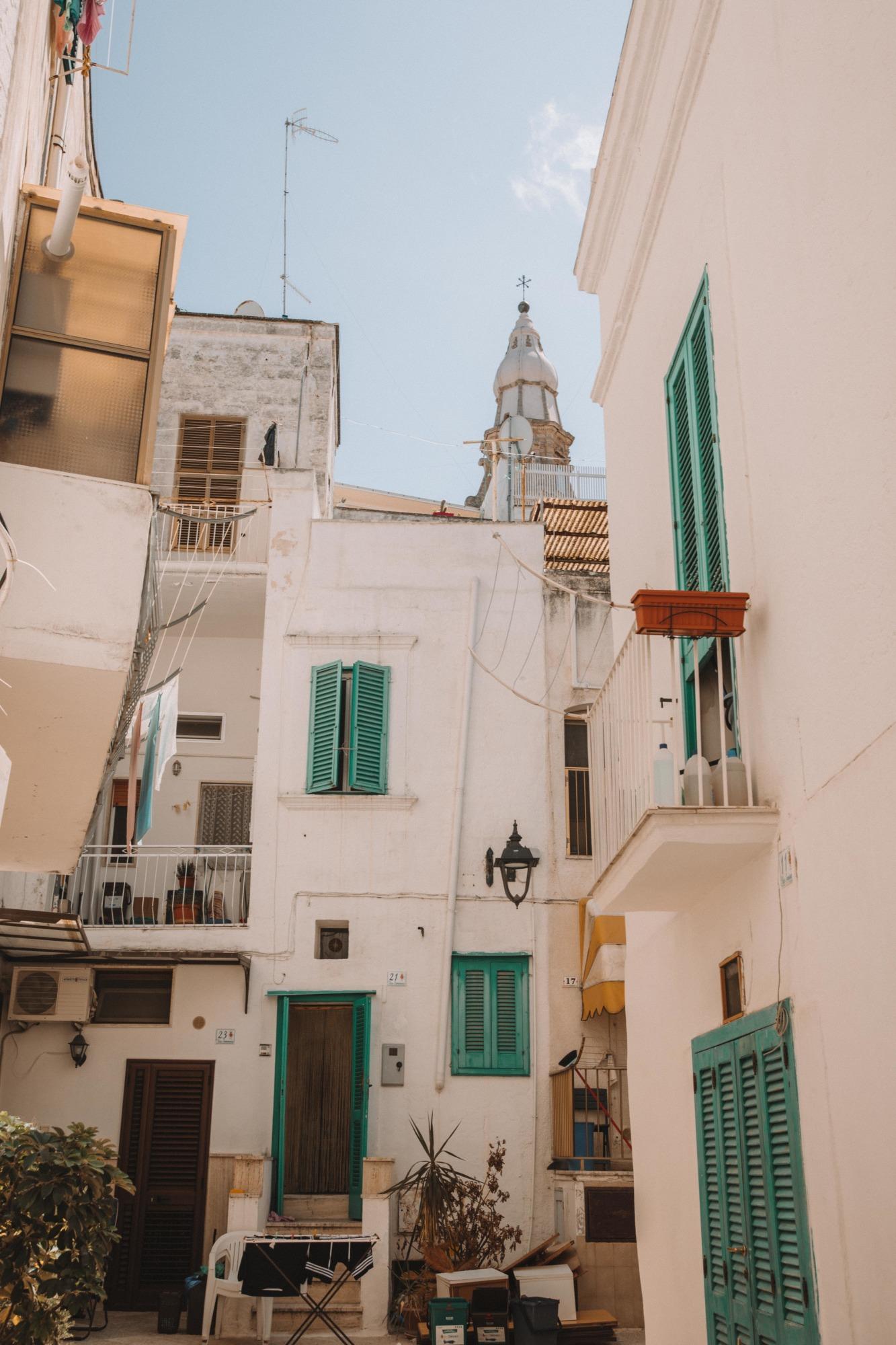 Village Monopoli Puglia - Blondie Baby blog voyages