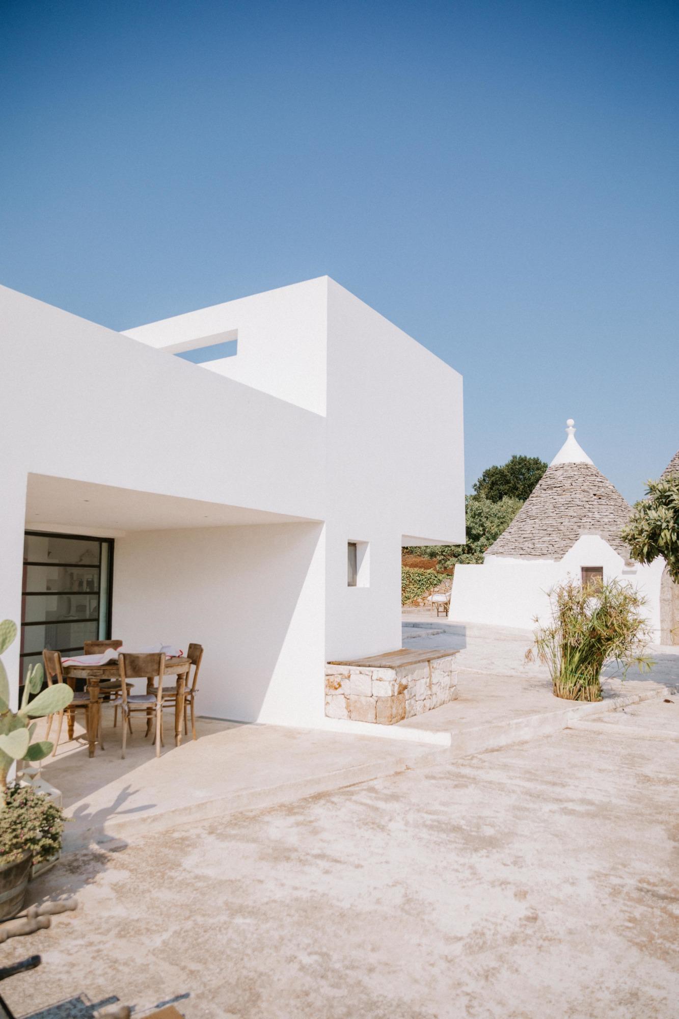 Louer une villa dans les Pouilles - Blondie Baby blog voyages