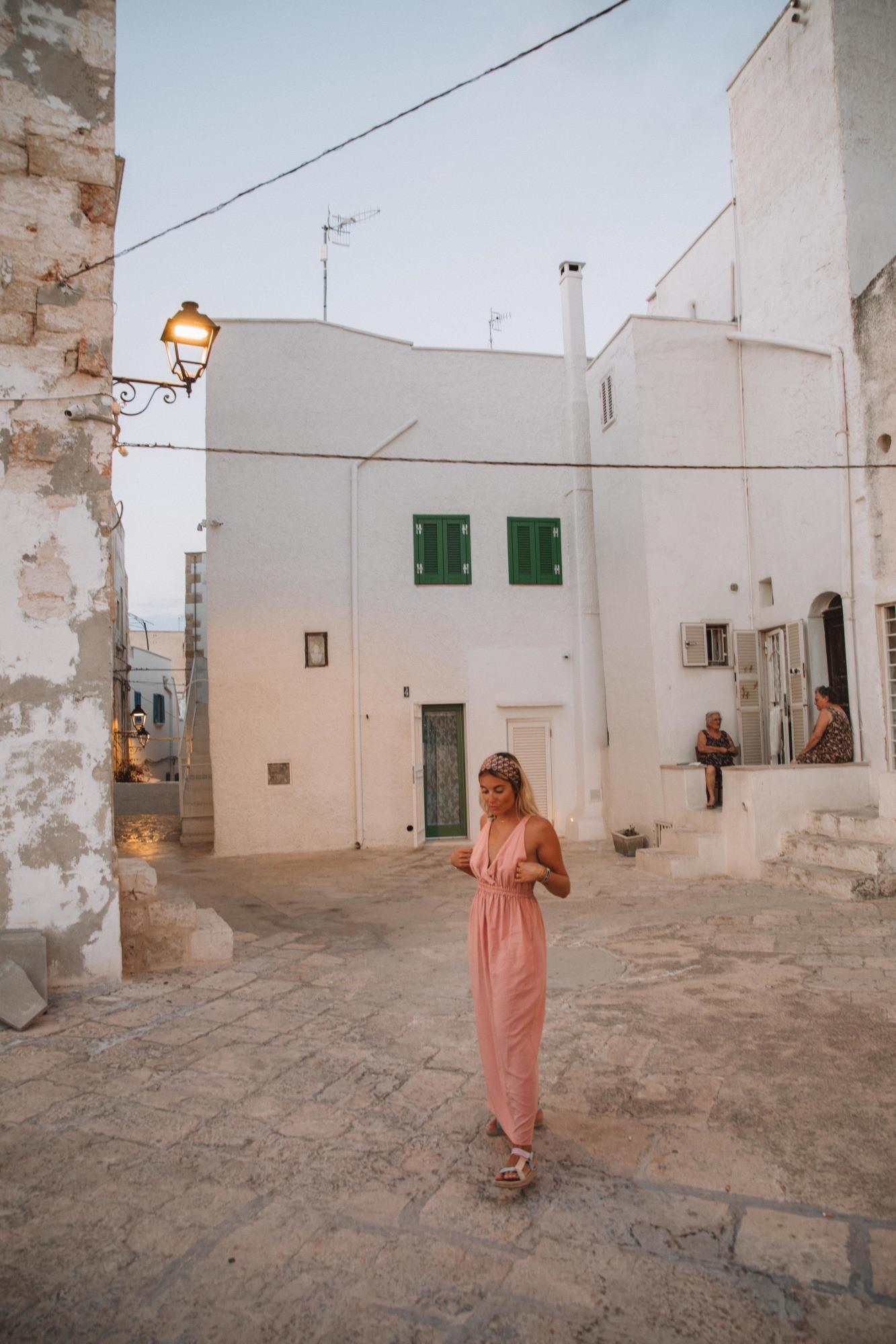 Visiter Polignano A Mare - Blondie Baby blog voyages